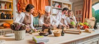 Chef for a day, Hotels with Cooking classes Greece