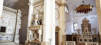 Unique hotels with private Chapel Italy